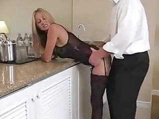 underwear pale milf.... does she make him cum?