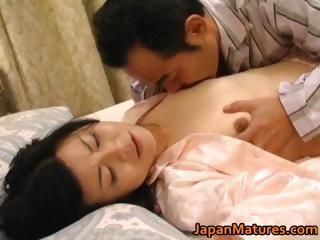 desperate japanese mature bitches licking part3