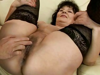 busty elderly obtaining drilled pretty uneasy