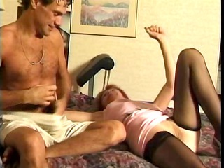 mature redhead trudy true licks and fucks