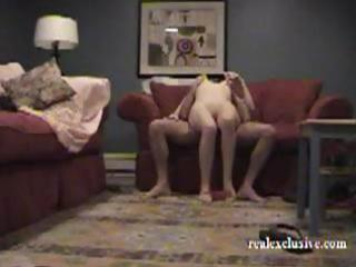 cheating brunette young housewife rebecca