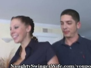 gianna michaels is a swinging hot wife