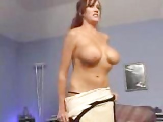 hot mother bailey creamed by more inexperienced