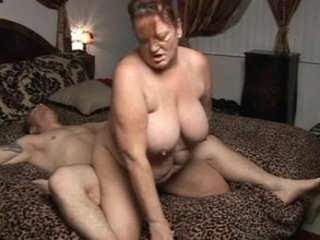 naughty mature bbw rufous gives stud an super