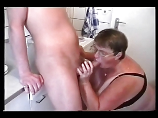 bbw older with two young boys