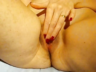 very juicy young woman
