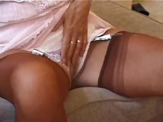 nocturnal milf shiela with an indelicate bush