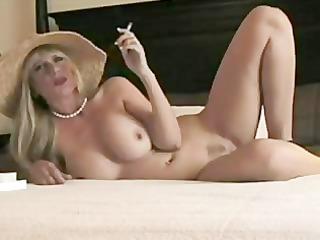 albino smoking angel wills gang-banged
