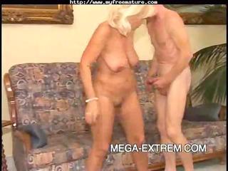 elderly hottie bangs hot pt-2 mature cougar gang