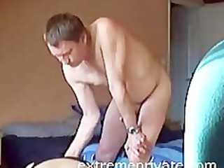 spying my bbw mum with the neighbor