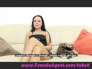 femaleagent. charming porn