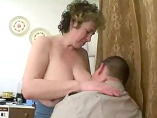 russian older with fat male