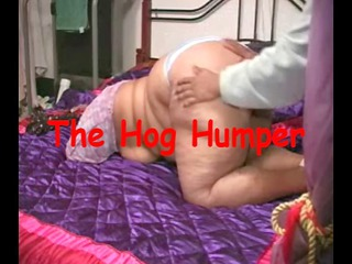 thehoghumper - chubby puerto rican butt spanked