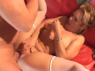 awesome golden-haired mother id enjoy to bang