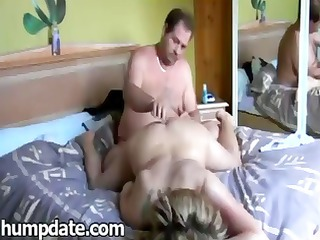 hubby fucks his lady and later fist her vagina