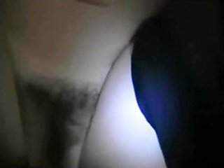 lady gangbanged inside naughty black bikini