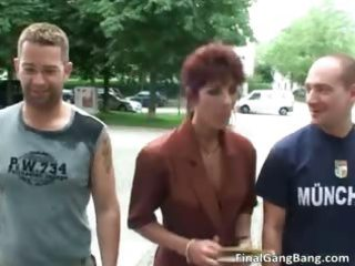 horny redhead angel blows strong rod part3