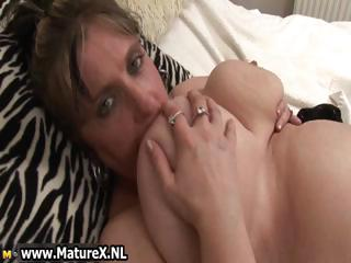 bbw grown-up housewife loves banging part3