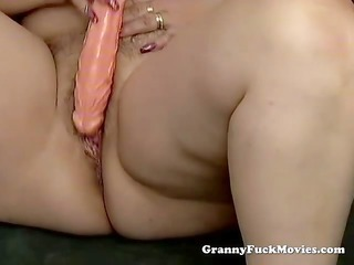 chubby grannies inside filthy triple