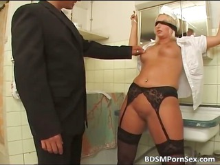 pale old lady had fucked and tortured part4