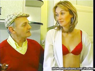 papy seduces neighbors housewife