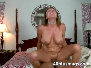 horny divorced mother