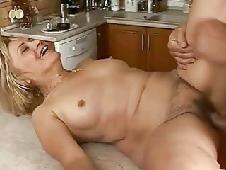 lusty elderly acquires banged uneasy inside the