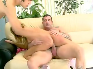 twice penetration my amateur ahole into advance