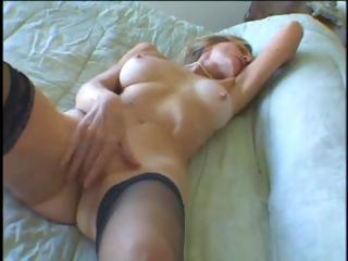 hot albino granny loves it during she acquires a
