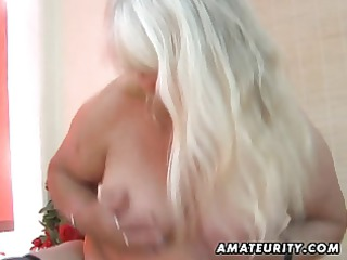 fat inexperienced belle sucks and copulates on