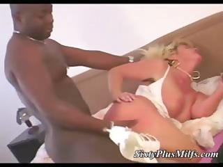 huge tit grown-up interracial rear pierced
