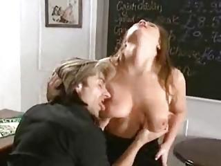 large tits lady fuck