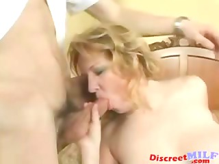 desperate chick fucked by waiter