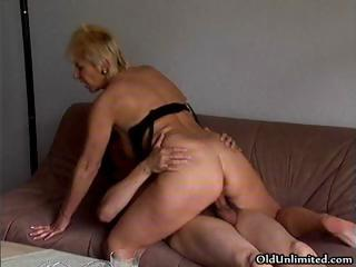 blonde older lady loves obtaining fucked part3