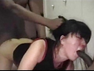 asian housewife deep gang-banged by multiple bbcs