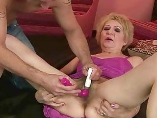ideal of lusty grandmas