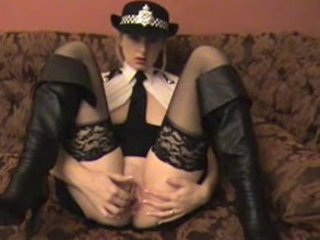 mature babe cop caves her vagina