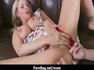 mommy had boobs - hardcore mature angel large