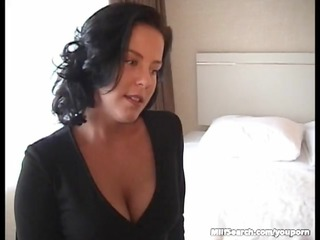 brunette lady aperture licked and pierced