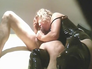 lover and babe primary day ass drill clip at home