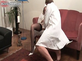 slutty grown-up whore takes her cave licked part4