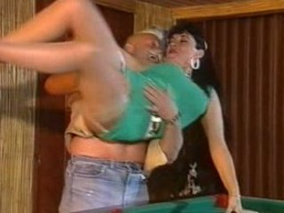 elodie cherie - german woman banged by two boys