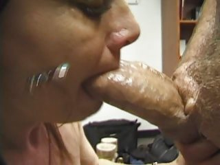 woman blow job
