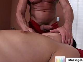 twink tissue massage
