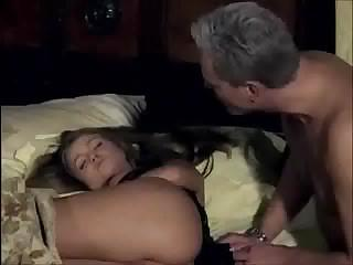 french daddy gang-banging woman and stepdaughter