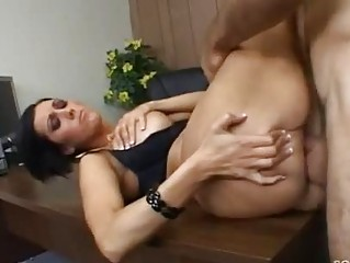 wet milf dylan ryder receives a warm glob of