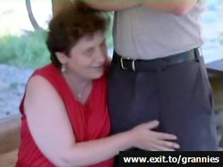 grannies monika and reinhilde seduced