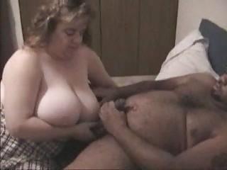 bbw wife with dark bull