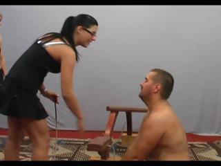 unfaithful husband gets punished by his wife and