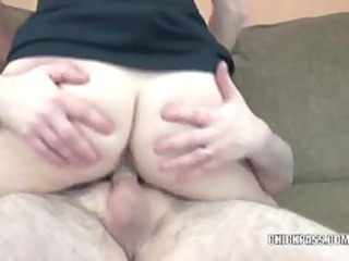 mature swinger layla rides a penis